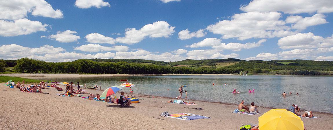 Les activit s au bord ou sur lac de panthier for Tours piscine du lac